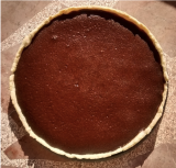 Tartaleta de chocolate